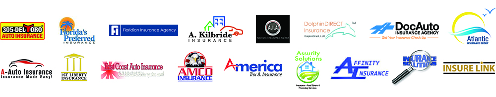 logos of 17 of our agency partners